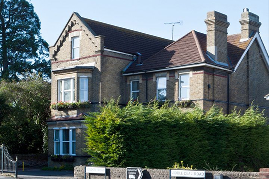 St Winifreds Care Home in Deal Kent