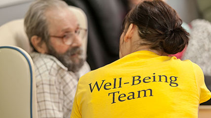 Nellsar Well-Being team