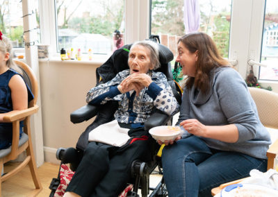 Bromley Park Care Home Christmas Party (3 of 24)