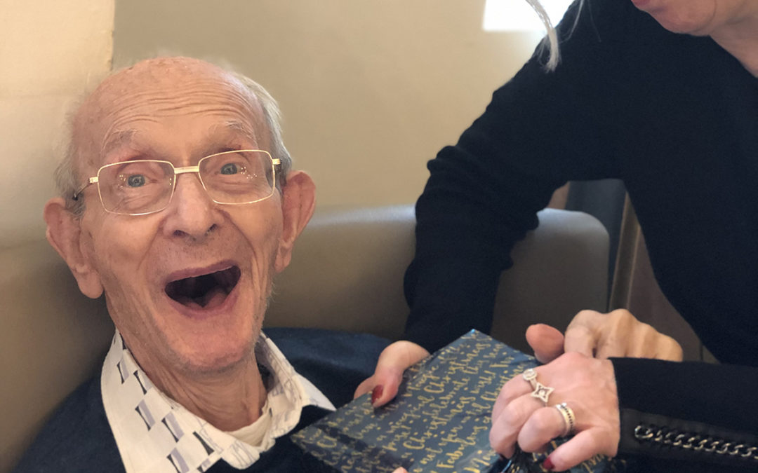 Christmas Day 2018 at Bromley Park Care Home
