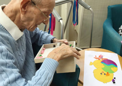 Easter at Bromley Park Care Home 4