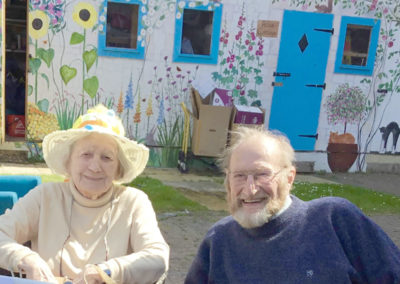 Easter at Bromley Park Care Home 9