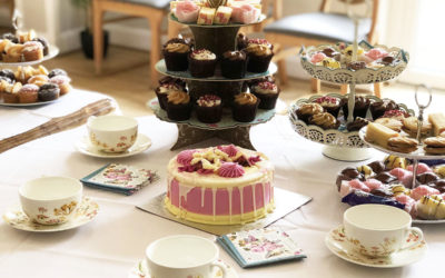 Bromley Park Care Home hosts Parisian Tea Party fundraiser