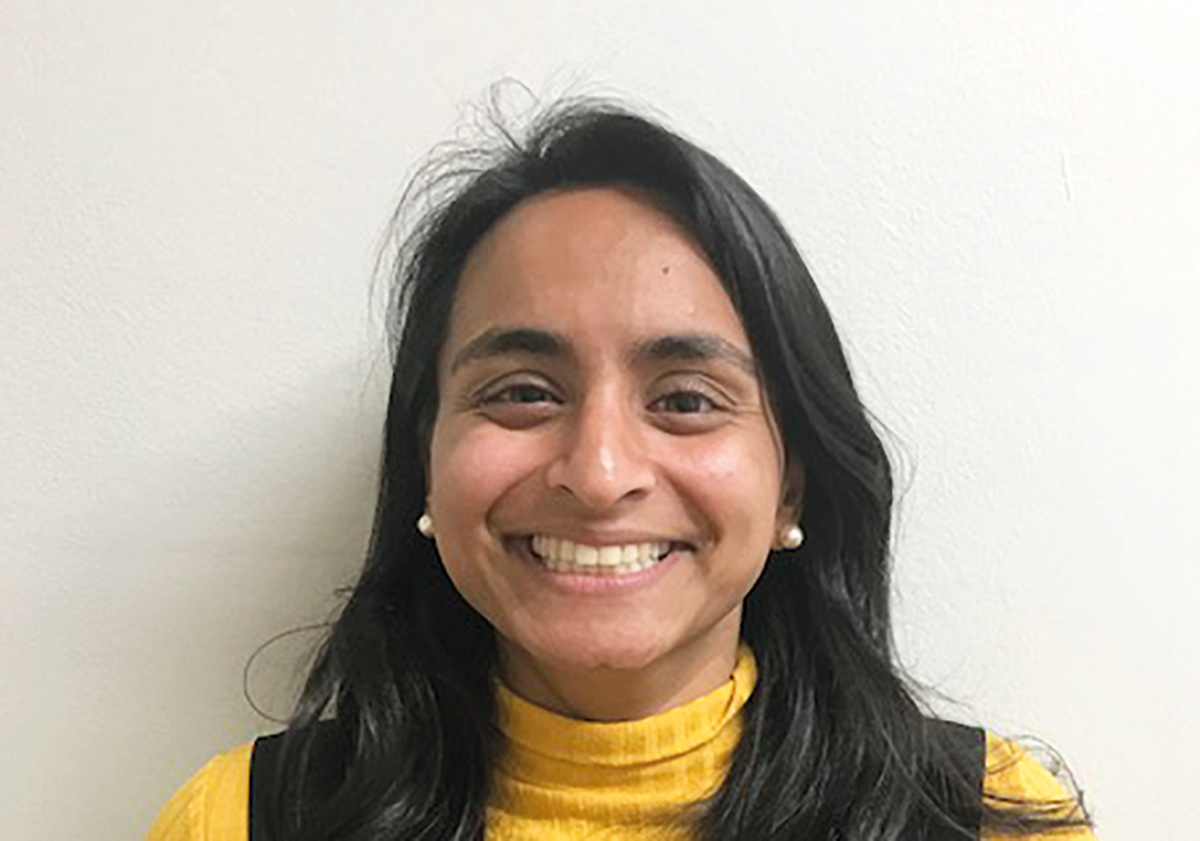 Khadija Kachra, Bromley Park Care Home Manager