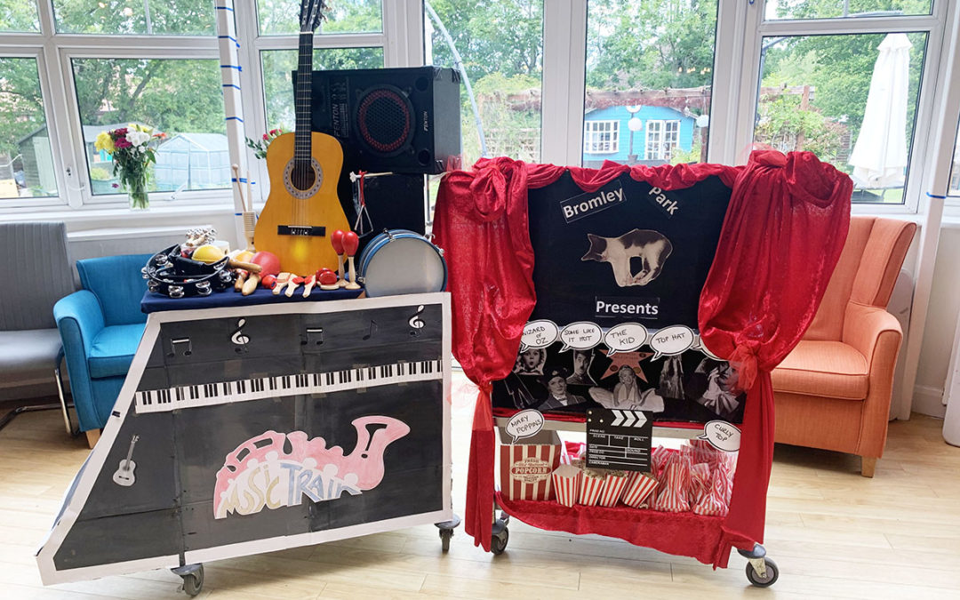 Bromley Park wins big in Nellsar trolley competition