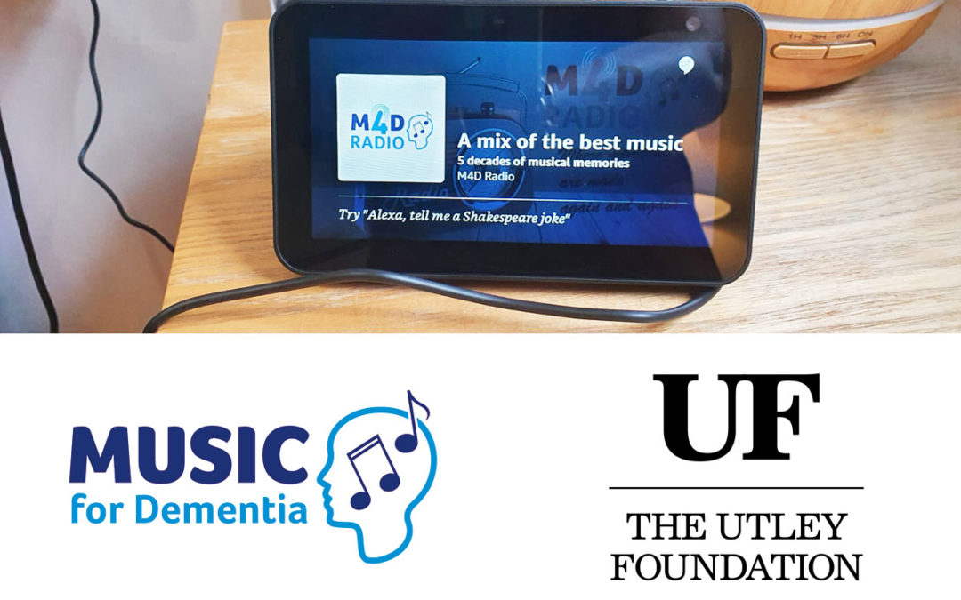 Bromley Park Care Home win Alexa in Music for Dementia competition