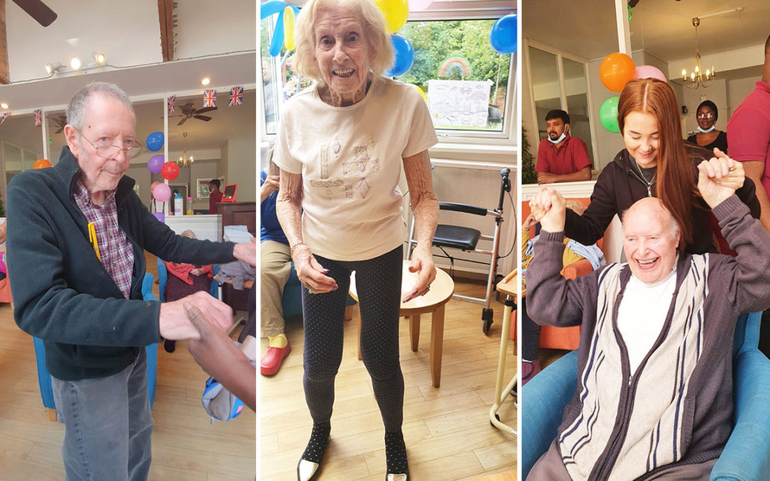 Bromley Park Care Home hosts summer party with live music