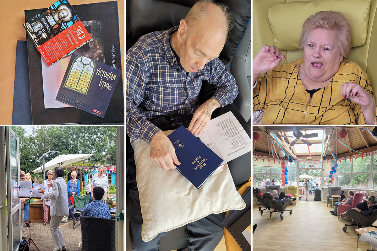 Daily Devotion at Bromley Park Care Home